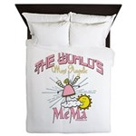Angelic Mema Queen Duvet
