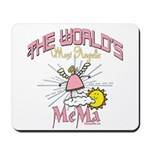 Angelic Mema Mousepad