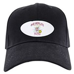 Angelic Mema Black Cap