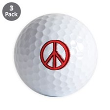 Neat Little Peace Movement Golf Ball
