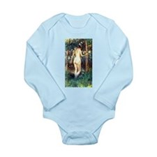 Stewart - Study of a Nude Long Sleeve Infant Bodys