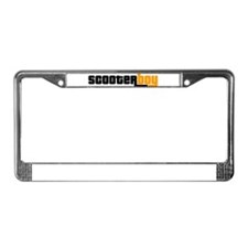 ScooterBoy License Plate Frame