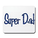 Super Dad Mousepad