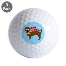 Old Weiner - Golf Ball