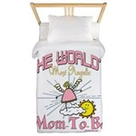 Angelic New Mom Twin Duvet