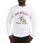 Angelic New Mom Long Sleeve T-Shirt