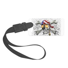American Pirate Small Luggage Tag
