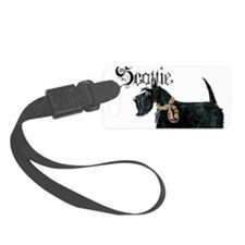 Goth Scottie 2x5.png Luggage Tag