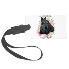 Scottie Rose 10 x 13.png Luggage Tag
