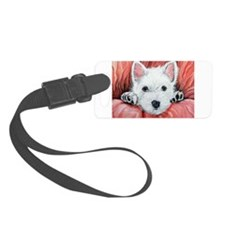 Rexs pillow 12 new ornament.png Luggage Tag