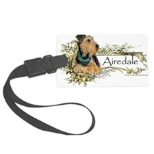 Airedale Boneafide 8x8.png Luggage Tag