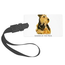 Airedale Leader 3x8.png Luggage Tag