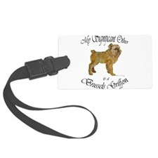 My Significant Other is.png Luggage Tag