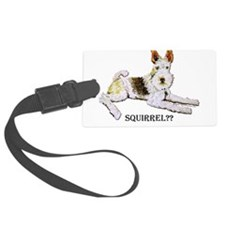 Squirrel new.png Luggage Tag