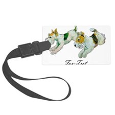 Fox Trot copy.png 10x7.png Luggage Tag