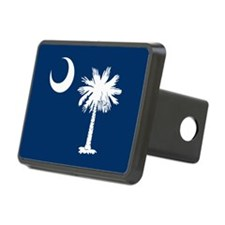 SC Palmetto Flag Hitch Cover