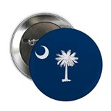 "SC Palmetto Moon 2.25"" Button"