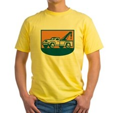 Vintage Tow Wrecker Pick-up Truck T