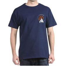 Springer Spaniel IAAM Pocket T-Shirt