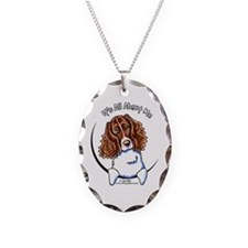 Springer Spaniel IAAM Necklace