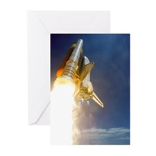 STS-121 Shuttle Launch Greeting Cards (Package of