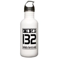 Yo Soy 132 Block Water Bottle