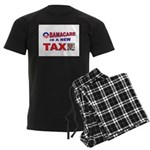 OBAMACARE TAX.jpg Men's Dark Pajamas