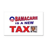 OBAMACARE TAX.jpg Rectangle Car Magnet