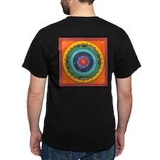 Gypsy Wagon Chakra Mandala T-Shirt