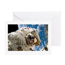 STS-121 Extravehicular Greeting Cards (Package of