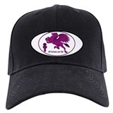 Pegasus Baseball Cap- purple