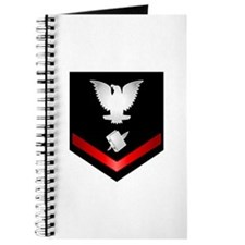 Navy PO3 Personnelman Journal