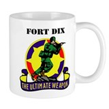Fort Dix with Text Mug