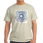 Salt Lake City Police Ash Grey T-Shirt