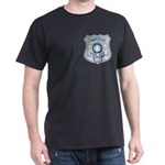 Salt Lake City Police Black T-Shirt