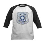 Salt Lake City Police Kids Baseball Jersey