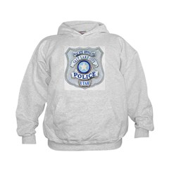 Salt Lake City Police Kids Hoodie