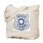 Salt Lake City Police Tote Bag