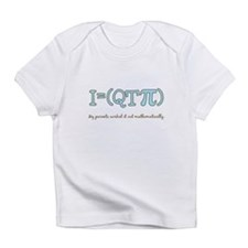 QT pi baby boy Infant T-Shirt