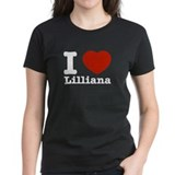 I Love Lilliana Tee