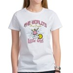 Angelic Little Girl Women's T-Shirt