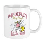 Angelic Little Girl Mug
