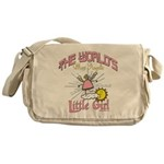 Angelic Little Girl Messenger Bag