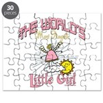 Angelic Little Girl Puzzle