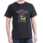 Angelic Little Girl Dark T-Shirt