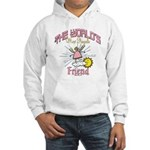 Angelic Friend Hooded Sweatshirt