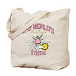 Angelic Friend Tote Bag