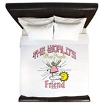 Angelic Friend King Duvet