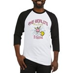 Angelic Friend Baseball Jersey