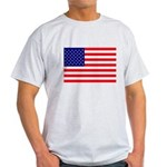 USA flag Light T-Shirt
